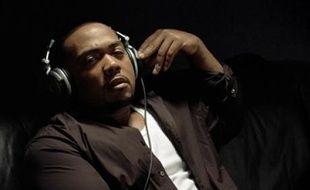 La producteur américain Timbaland