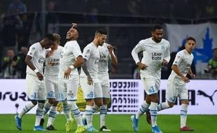 Dimitri Payet a marqué un penalty dans un contexte compliqué, le 10 novembre 2019, lors de Marseille-Lyon.