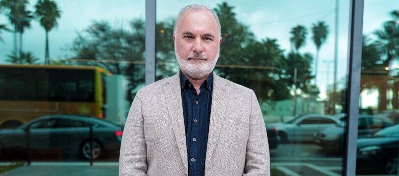 Le co-président de Cap écologie, Jean Marc Governatori, pose à Nice le 17 mars 2021.
