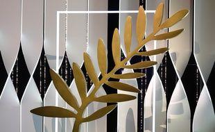 Palme d'or du Festival de Cannes. (Illustration)