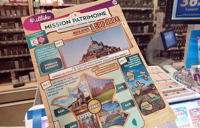 Haut-Rhin : Son ticket Mission Patrimoine lui rapporte 1,5 million d'euros