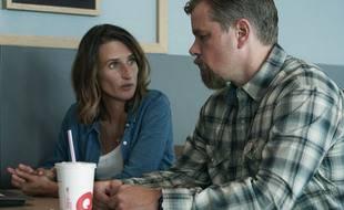 Camille Cottin et Matt Damon dans «Stillwater» de Tom McCarthy