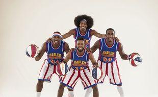 Les Harlem Globetrotters.