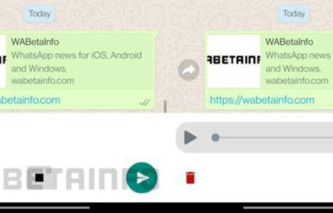 WhatsApp permettra bientôt d'enfin éditer des messages vocaux