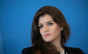 Marlène Schiappa, secrétaire d'Etat chargée de l'égalité entre les femmes et les hommes, le 5 février 2019 à Paris.