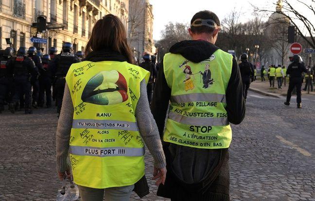 «Gilets jaunes» Acte 15 EN DIRECT: Eric Drouet au salon de l'agriculture pour «approcher» Macron, un leader grenoblois en garde à vue...