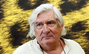 Le réalisateur Jean-Claude Brisseau en 2012 à Locarno.