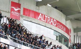 L'Altrad Stadium, à Montpellier.