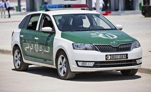 Une voiture de police algérienne (illustration).