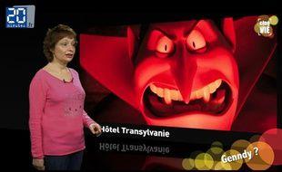 Caroline Vié, critique ciné de 20 Minutes, décrypte «Hôtel Transylvanie».