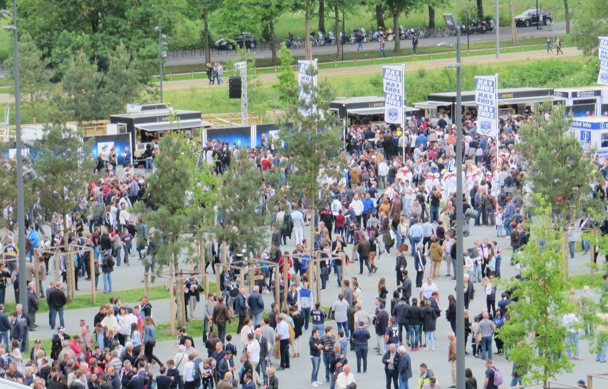 Fan Zone au Nouveau Stade de Bordeaux – M.Bosredon