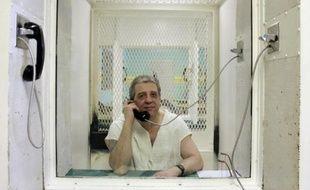"""Depuis que Hank Skinner est entré dans le couloir de la mort du Texas, il y a vingt ans, """"ils ont tué 400 personnes"""". """"Je sens la mort peser sur mes épaules"""", confie-t-il dans un entretien à l'AFP."""