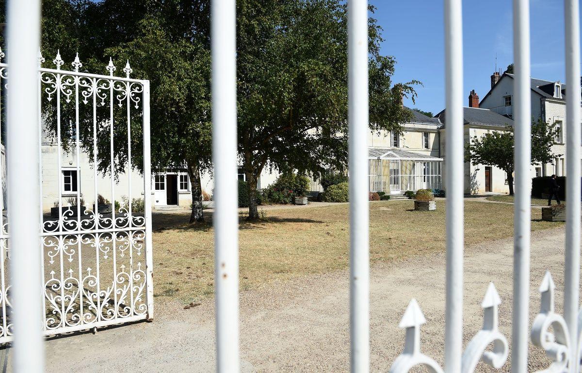Beaumont-en-Véron (Indre-et-Loire). Le premier centre de déradicalisation ne devait accueillir que des «volontaires». – GUILLAUME SOUVANT / AFP