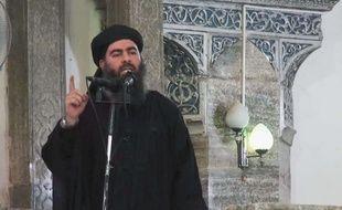 Al Baghdadi, calife de l'Etat islamique