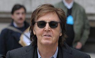 Paul McCartney à Paris le 9 mars 2015