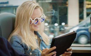 Les lunettes Seetroen ont été conçues par la petite start-up Boarding Ring