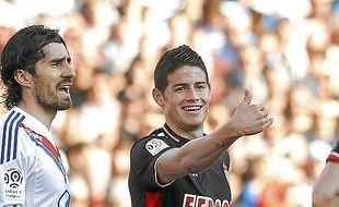 Rodriguez a marqué pour l'ASM.