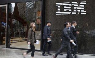 L'immeuble d'IBM à Manhattan (image d'illustration).