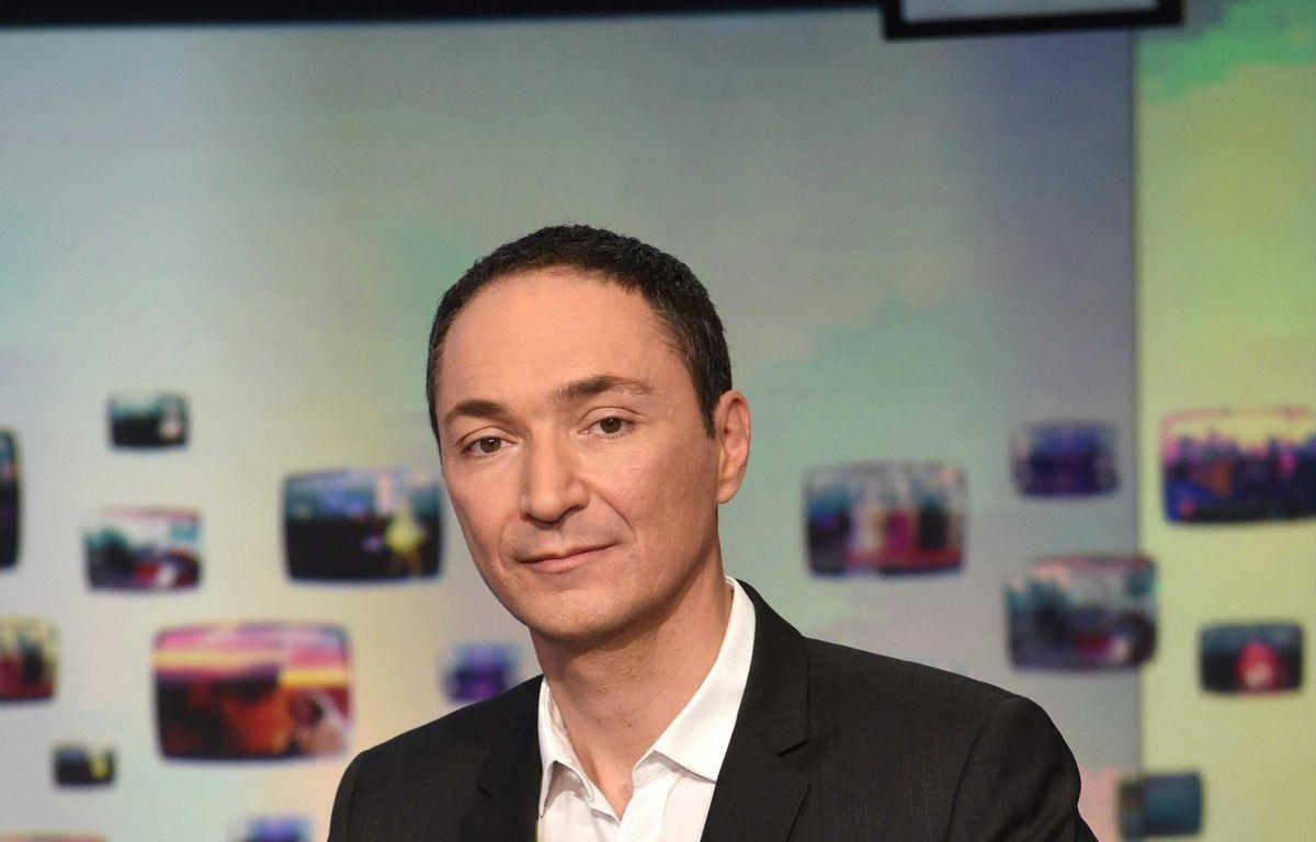 Philippe Verdier, ancien chef du service météo de France 2 – IBO/SIPA