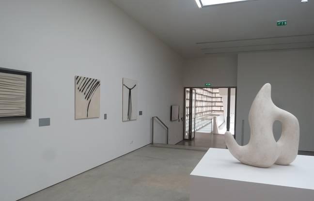 Dans le musée d'Arts de Nantes