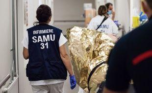 Coronavirus: La France enregistre 365 nouveaux décès à l'hôpital en 24 heures (Archives)