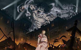 L'animé « L'Attaque des Titans » vit actuellement sa saison finale, sur Wakanim, alors que le manga doit se terminer aussi en 2021