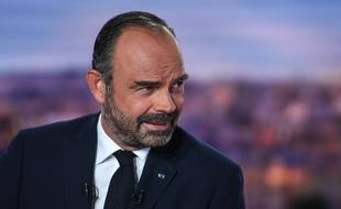 Le Premier ministre Edouard Philippe au journal de TF1, le 12 septembre.