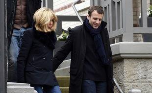 La dernière visite d'Emmanuel Macron au Touquet remonte au 1er avril 2018.