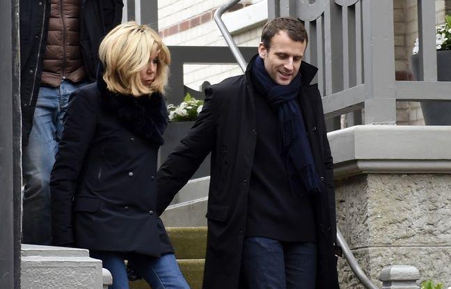 Emmanuel Macron est arrivé au Touquet pour le week-end pascal