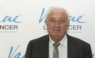 Marcel Campion lors de la soiree de Gala