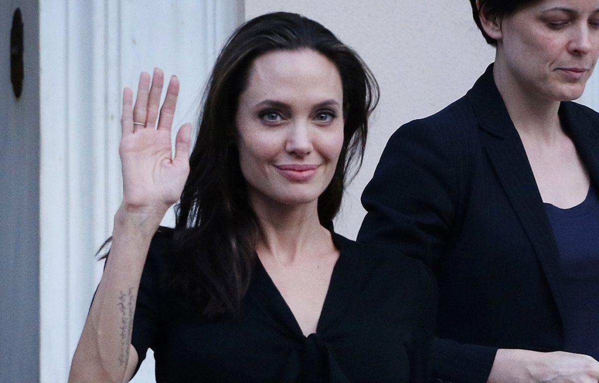Angelina Jolie en Grèce – Papadakis Press/WENN.com