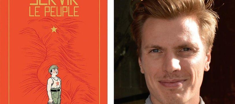 Alex W. Inker est sélectionné à Angoulême pour son album «Servir le peuple».