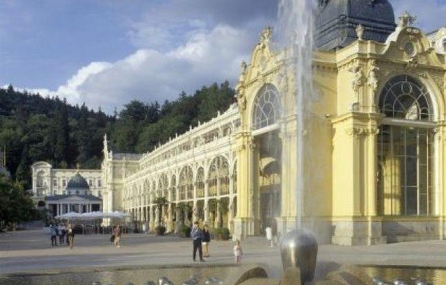La Bohême est une destination de choix pour les adeptes de cures thermales.