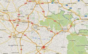 La commune de Proville, près de Cambrai, dans le Nord.
