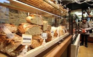 Illustration d'une boulangerie, ici en Ille-et-Vilaine.