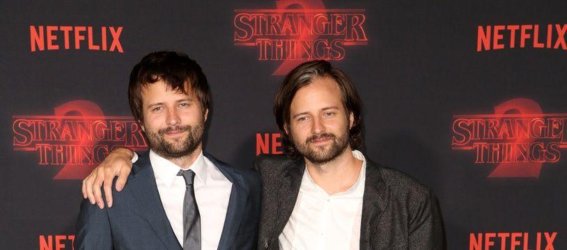 Les créateurs de Stranger Things Ross et Matt Duffer