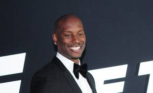 L'acteur Tyrese Gibson à New York
