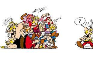 Dans «La Zizanie», les Gaulois passent plus de temps à se taper dessus que sur les Romains.