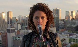 Nadia Essadiqi reprend «Formidable» de Stromae