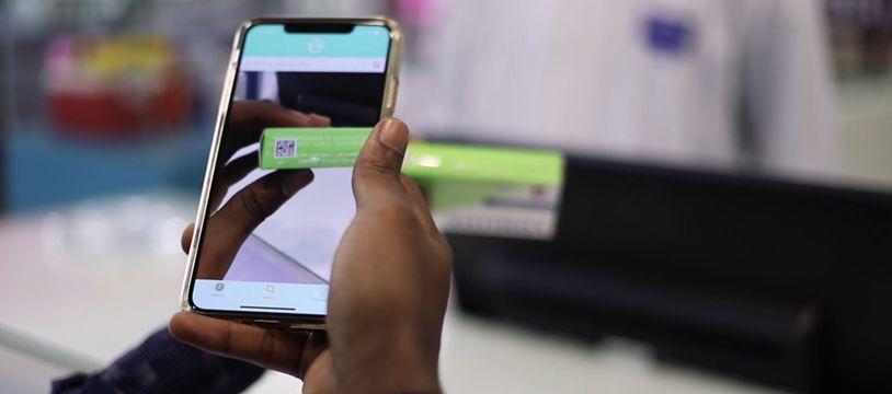 Une app pour vérifier l'authenticité des médicaments
