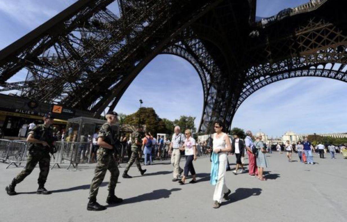 Le Conseil des ministres examinera fin septembre, six mois après les tueries de Mohamed Merah, un projet de loi antiterroriste, visant les Français partant s'entraîner au jihad, notamment en Afghanistan et au Pakistan, a annoncé dimanche l'Intérieur. – Miguel Medina afp.com