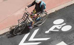 Les pistes cyclables font partie des projets concernés (Illustration)