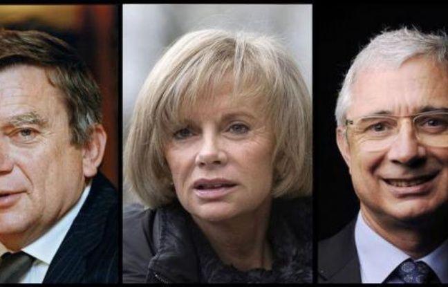 """La bataille pour le perchoir au sein du PS a été lancée lundi par l'officialisation des candidatures de Claude Bartolone et de Jean Glavany tandis que Elisabeth Guigou a fait part de sa """"disponibilité"""" relançant l'hypothèse d'une femme présidente de l'Assemblée nationale."""