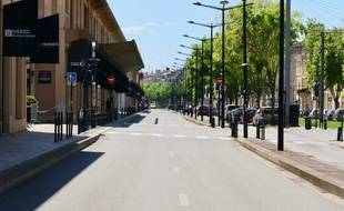 Les policiers ont dû ouvrir le feu sur un jeune de 16 ans qui leur fonçait dessus à bord d'une Audi, au niveau du quai des Marques à Bordeaux.