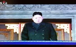 """La Corée du Nord a proclamé jeudi """"leader suprême"""" Kim Jong-Un, fils et successeur de Kim Jong-Il, lors d'un immense rassemblement militaire organisé à Pyongyang au dernier jour du deuil pour son dirigeant décédé."""