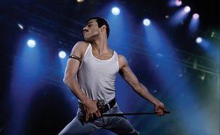 Rami Malek dans «Bohemian Rhapsody».