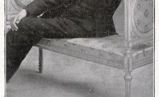 Marcel Proust vers 1900.