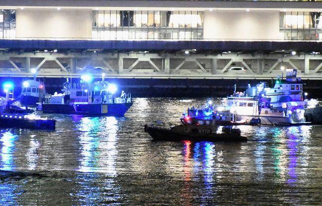 nouvel ordre mondial | VIDEO. New York: Un hélicoptère s'écrase dans l'East River, au moins deux morts