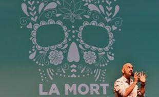 La première édition de La Mort si on en parlait a eu lieu l'année dernière à Marseille.