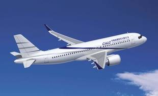 China Aircraft Leasing Company (CALC), société de leasing, a signé avec Airbus une commande de 100 appareils de la famille A320.